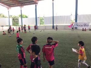バンコク校2019一学期卒業イベント:ファミリークリニック 練習風景4